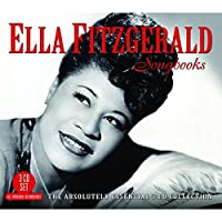 Songbooks: The Absolutely Essential 3CD Collection by Ella Fitzgerald (2012-01-22)
