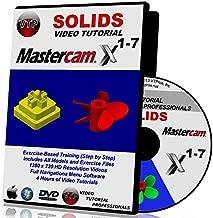Mastercam X1-X7 SOLIDS Video Tutorial Training in 720P HD