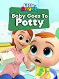 Baby Goes To Potty - Little Angel
