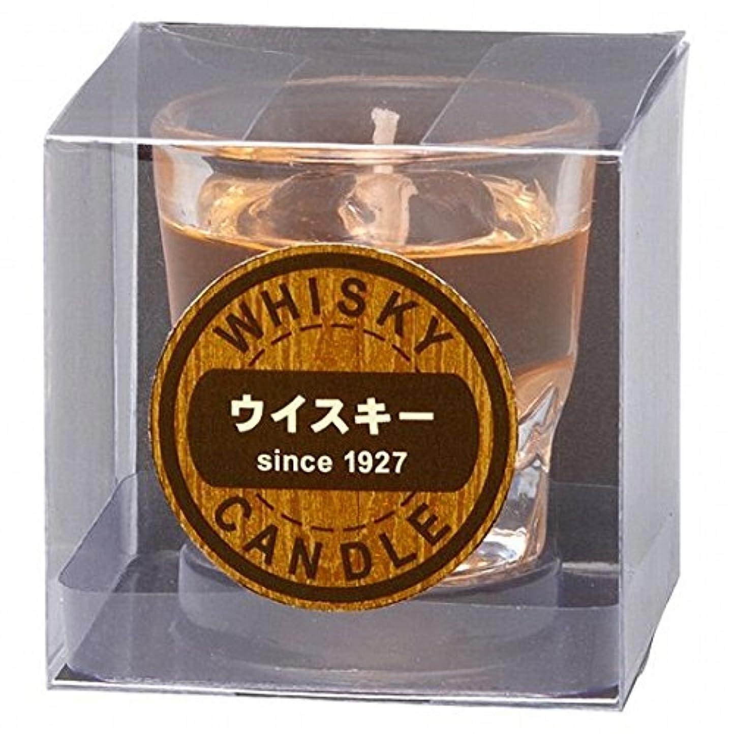中に極めて時系列カメヤマキャンドル(kameyama candle) ウイスキーロックキャンドル