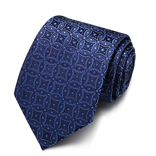Krawatten Vintage Seide Business/Professionelle Schnittmuster-A