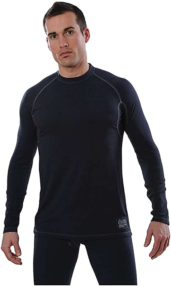 tasc Performance Mens Level A Long Sleeve Base Layer Top