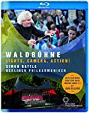Berliner Philharmoniker - Waldbhne 2015 from Berlin - Simon Rattle - Camera, Lights, Action! [Blu-ray]
