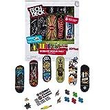 Spin Master Tech Deck Skate Shop Bonus Pack - Minimonopatines y minibicicletas para Jugar con los Dedos (Monopatín de Dedos, Multicolor, Imagen, Niño, 6 año(s), China)