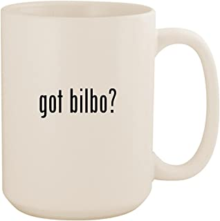 got bilbo? - White 15oz Ceramic Coffee Mug Cup