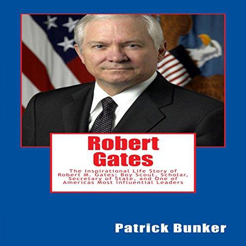 Robert Gates audiobook cover art