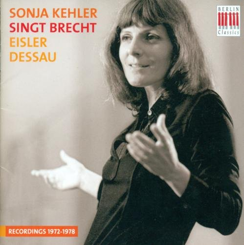 Sonja Kehler Singt Brecht