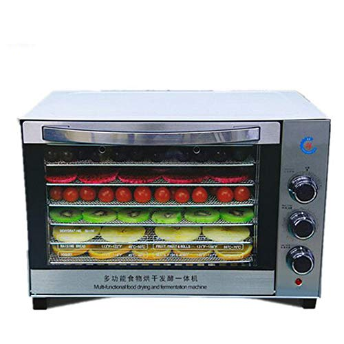 Check Out This MICHEN Food dehydrator Fruit Vegetable Dryer Drying Machine with Timer and Temp Contr...