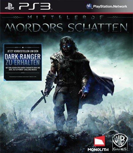 Mittelerde Mordors Schatten PS-3 AT D1 inkl Dark Ranger