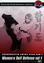 Jang Mu Won Hapkido Instructional DVD; Women's Self Defense Volume 1 & 2