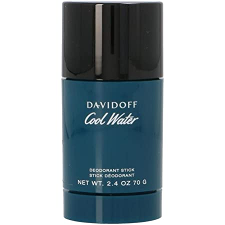 Davidoff Cool Water desodorante en barra, hombre, 75 ml