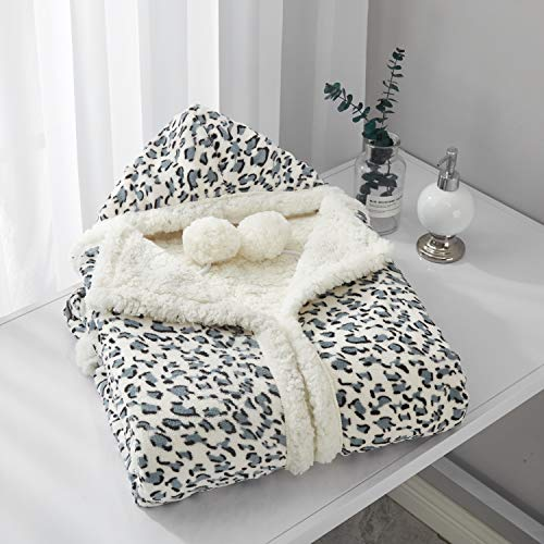 manta leopardo fabricante Chic Home