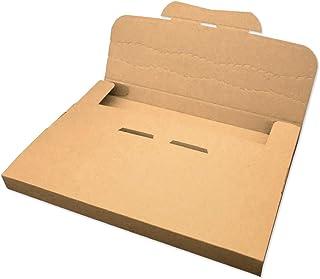 アリアケ梱包 メール便ケース B5厚さ2.5cm対応 ネコポス ゆうパケット クリックポスト ダンボール (50枚セット)