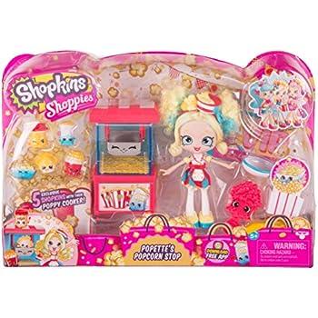 Shopkins Shoppies Popette's Popcorn Stand | Shopkin.Toys - Image 1