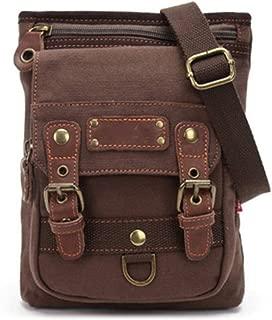 Mens Bag New Fashian Men's Small Pockets Shoulder Bag Small Bag Kit Barber Bag High capacity