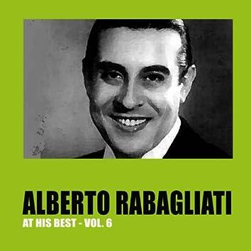 Alberto Rabagliati at His Best, Vol. 6 (feat. Lecuona Cuban Boys, Joséphine Baker, Trio Aurora, Trio Lescano)