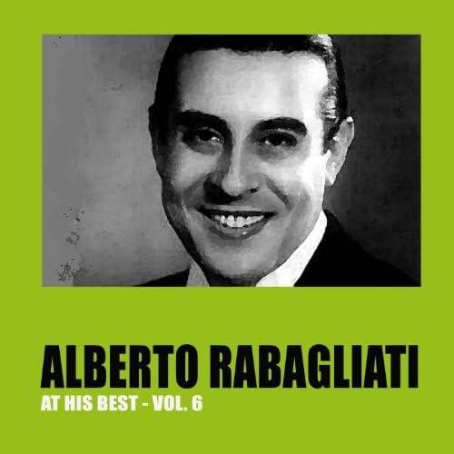 Alberto Rabagliati feat. Lecuona Cuban Boys, Joséphine Baker, Trio Aurora & Trio Lescano
