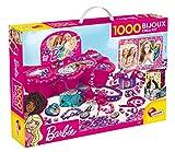 LISCIANIGIOCHI- Barbie 1000 Bijoux Juego Creativo para niñas, Multicolor (76901)