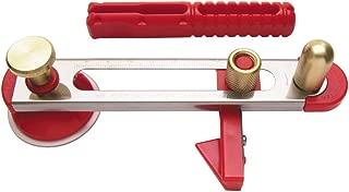 エヌティー カッター 円切りカッター プラ板 赤 CP-1P