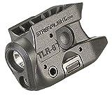 Streamlight 69274 TLR-6 Tactical Pistol Mount Flashlight 100 Lumen Solely for KAHR Arms CT9/CW9/CM9/CT40/CW40/CM40/TP9/P9/PM9/TP40/P40/PM40, Black