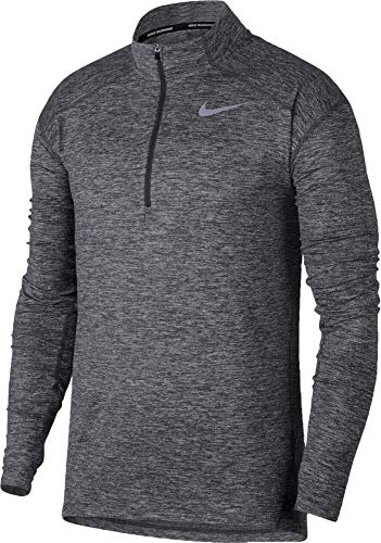 Nike Men's Dry Element 1/2-Zip Running Top Camiseta a Mangas Largas, Hombre,...