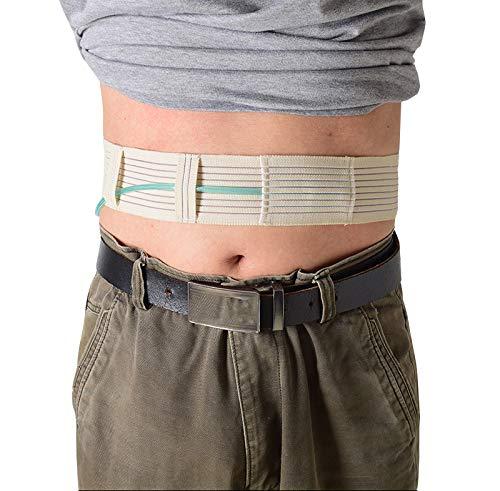 Cinturón de protección de catéter de diálisis peritoneal, banda de soporte para tubo de catéter PD de soporte de tubo G-Tube/GJ (grande)