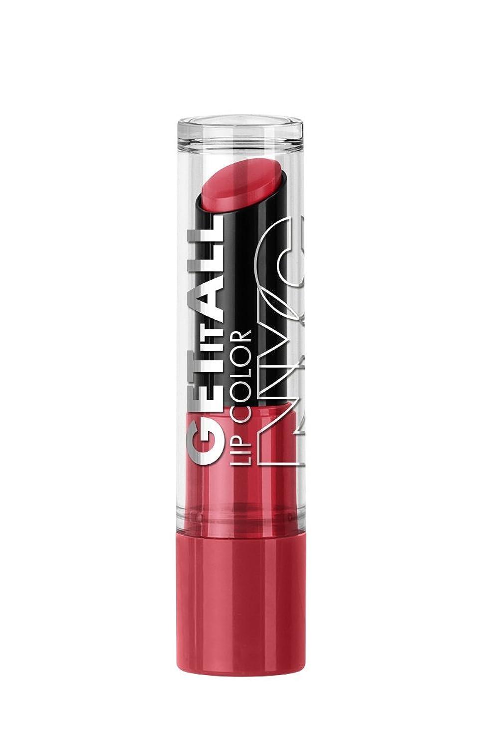講師マリン強化するNYC Get It All Lip Color ImpREDssive (並行輸入品)