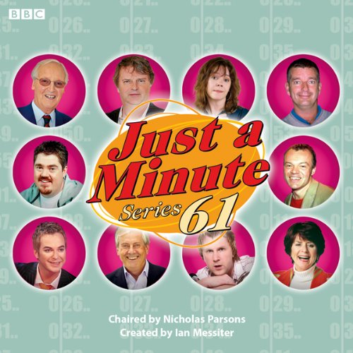Just a Minute: Complete Series 61 cover art