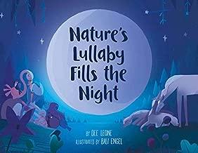 NATURE 'S lullaby fills في الليل