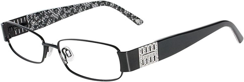 BEBE Eyeglasses BB5038 001 Jet 50MM