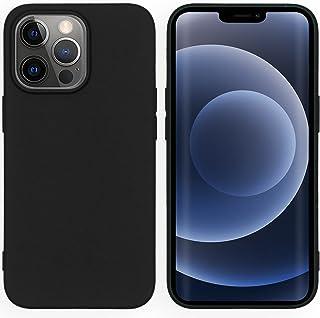 iMoshion Backcover compatibel met iPhone 13 Pro - Zwart