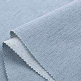 ZXC Jeansstoff Meterware 100% Baumwolle 150 cm Breit 1m