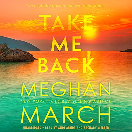 Take Me Back Audiobook By Meghan March cover art