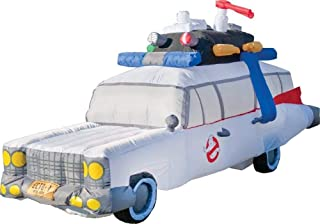Forum Novelties Ghostbusters Car Classic Ecto-1 Inflatable Prop for Halloween 9 Feet Long