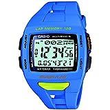 [カシオ] 腕時計 フィズ LAP MEMORY 120 電波ソーラー STW10002JF ブルー