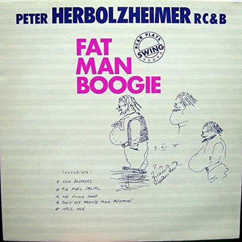 Peter Herbolzheimer Rhythm Combination & Brass - Fat Man Boogie - Koala Records - Panda 2