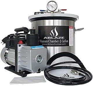 ABLAZE 5 Gallon Stainless Steel