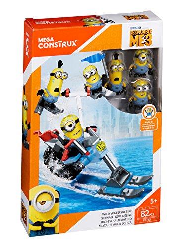 Mattel FFJ33 Niño/niña kit de figura de juguete para niños - Kits de figuras de juguete para niños (5 año(s), Niño/niña, Multicolor, De plástico, Dibujos animados, Minions (animated film))