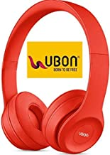 "UBON ""It's all about ""U"" GHP-1270 MP3 On Ear Headphone with Microphone for All Smartphones"