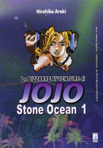 Stone ocean. Le bizzarre avventure di Jojo: 1