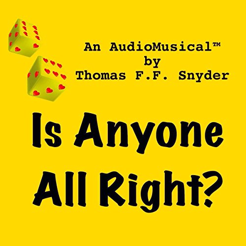 Is Anyone All Right? audiobook cover art