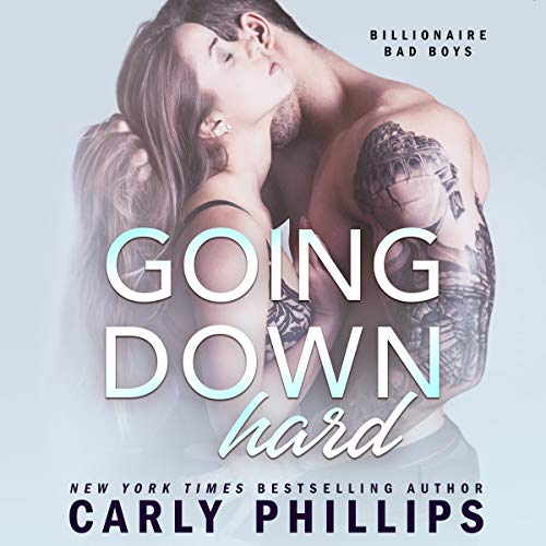 Going Down Hard audiobook cover art