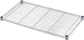 アイリスオーヤマ ラック メタルラック パーツ 棚板 防サビ加工 幅91×奥行46cm 耐荷重50kg ポール径25mm スチールラック サビに強い SE-91T
