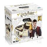 Winning Moves Harry Potter Trivial Pursuit Quiz Vol.2 edición Alemana 100 Cartas 600 Preguntas