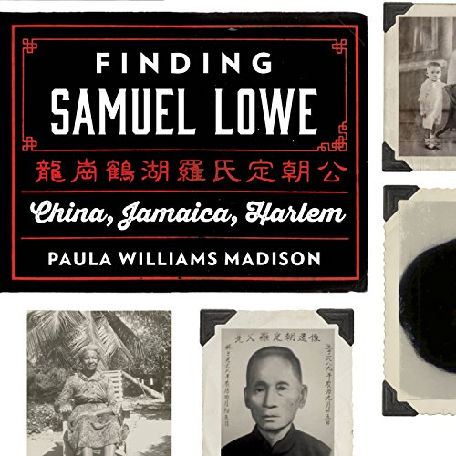 Finding Samuel Lowe audiobook cover art