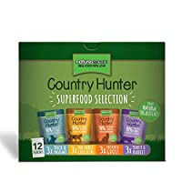 Complete and nutritionally balanced Contains no meat meals or meat derivatives No artificial colourings, flavours or preservatives Without sugars, cereals and fillers Packed with superfoods for additional nutritional benefits