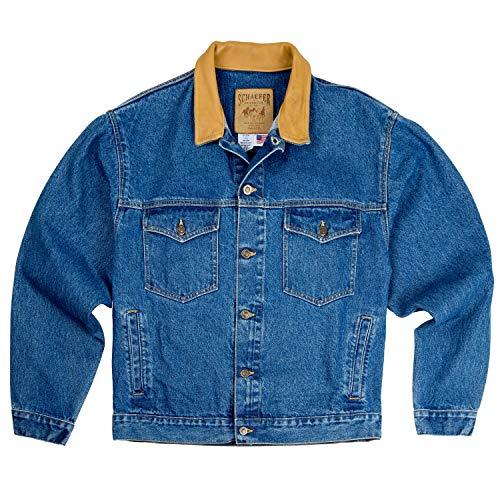 Schaefer Ranchwear - 581 Legend Denim Jacket (XXXL)