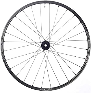 Stans-No Tubes, Crest CB7, Wheel, Front, 29'', Holes: 28, 15mm TA, 110mm Boost