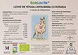 Ecolactis Leche De Yegua Liofilizada Ecologica Pack Ahorro 5 300 g