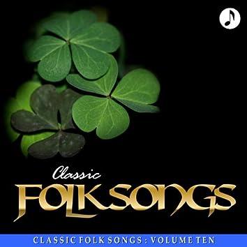 Classic Folk Songs - Vol. 10 - Kingston Trio